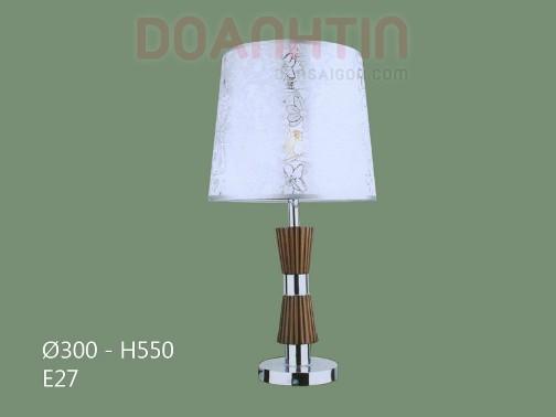 Đèn Ngủ Để Bàn Màu Trắng Đẹp - Densaigon.com