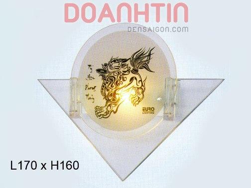 Đèn Tường Kiếng Trang Trí Phòng Ăn - Densaigon.com