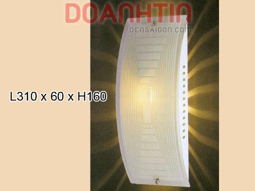 Đèn Tường Kiếng Phong Cách Trang Nhã - Densaigon.com