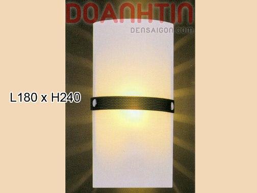 Đèn Tường Kiếng Phong Cách Đơn Giản - Densaigon.com