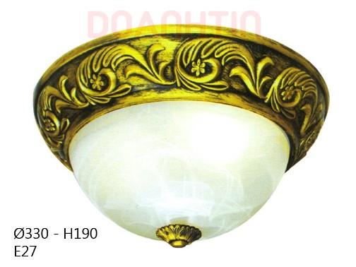 Đèn Áp Trần Cổ Điển Thiết Kế Cuốn Hút - Densaigon.com