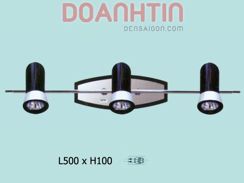 Đèn Soi Gương 3 Bóng Thiết Kế Hiện Đại - Densaigon.com