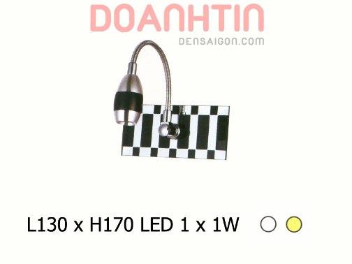 Đèn Soi Gương LED Kiểu Dáng Đơn Giản - Densaigon.com