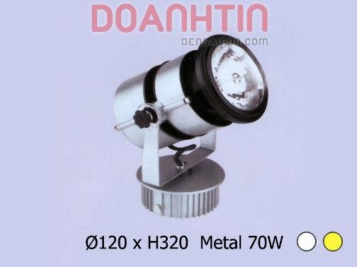 Track Light Metal 70w Thiết Kế Hiện Đại - Densaigon.com