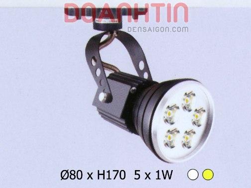 Đèn Spotlight LED Kiểu Dáng Ấn Tượng - Densaigon.com