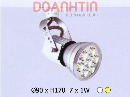 Đèn Spotlight LED Kiểu Dáng Nhỏ Gọn - Densaigon.com