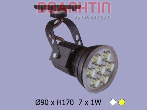 Đèn Spotlight LED Kiểu Dáng Nổi Bật - Densaigon.com