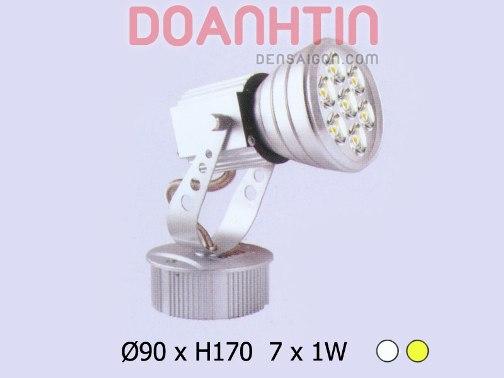 Đèn Spotlight LED Kiểu Dáng Sang Trọng - Densaigon.com