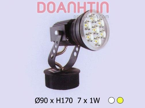 Đèn Spotlight LED Kiểu Dáng Hiện Đại - Densaigon.com