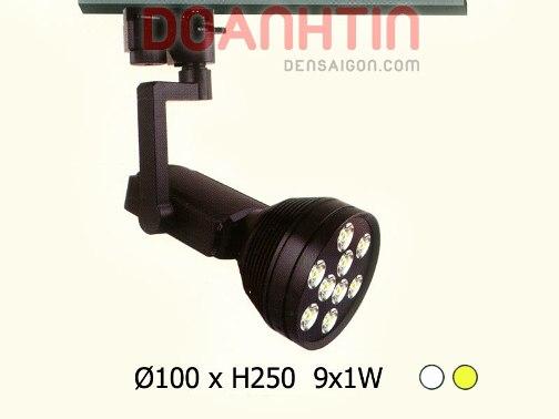 LED Track Kiểu Dáng Nổi Bật - Densaigon.com