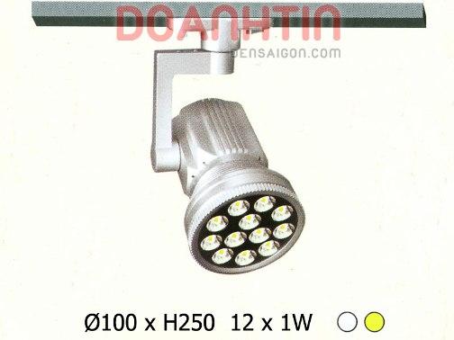 LED Track Kiểu Dáng Trang Nhã - Densaigon.com