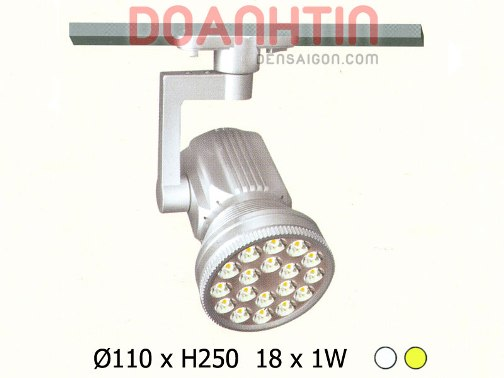 LED Track Kiểu Dáng Hiện Đại - Densaigon.com