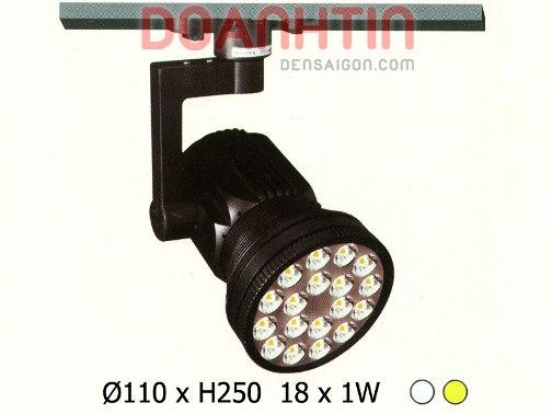 LED Track Kiểu Dáng Mạnh Mẽ - Densaigon.com