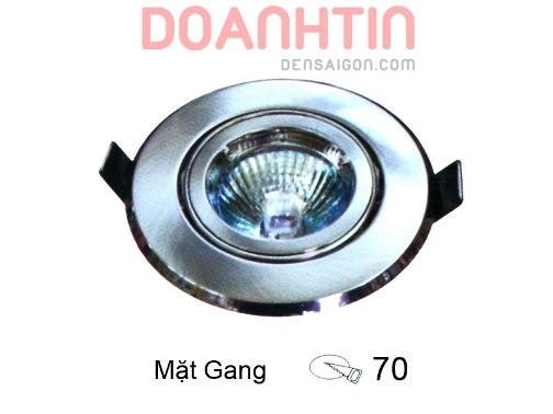 Đèn Ếch Mặt Gang Phong Cách Sang Trọng - Densaigon.com