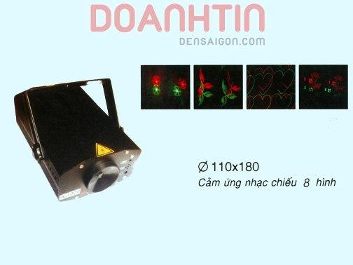 Đèn Laser Cảm Ứng - Densaigon.com