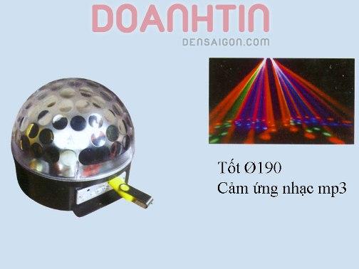Đèn Nhím LED Cảm Ứng Thiết Kế Độc Đáo - Densaigon.com