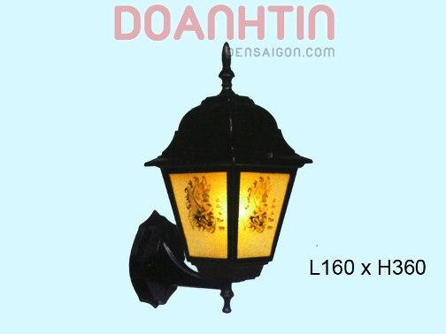 Đèn Tường Cổng Kiểu Dáng Hài Hòa - Densaigon.com