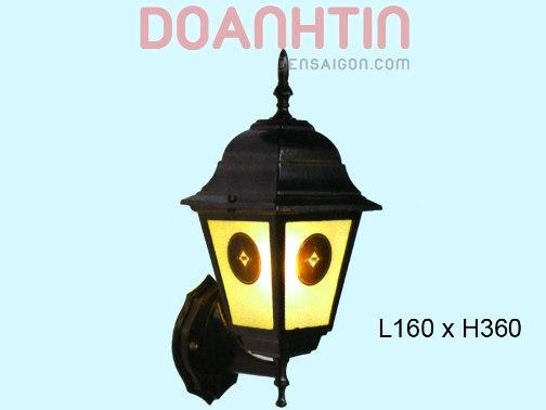 Đèn Tường Ngoại Thất Kiểu Dáng Nổi Bật - Densaigon.com