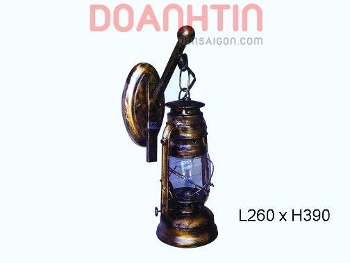 Đèn Giả Đồng Kiểu Dáng Lạ Mắt - Densaigon.com
