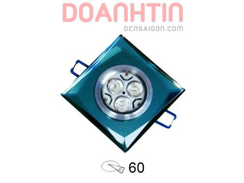 Đèn Ếch Pha Lê Trang Trí Phòng Ăn - Densaigon.com