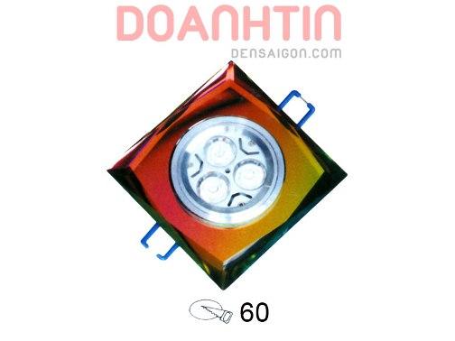 Đèn Ếch Pha Lê Trang Trí Phòng Khách - Densaigon.com