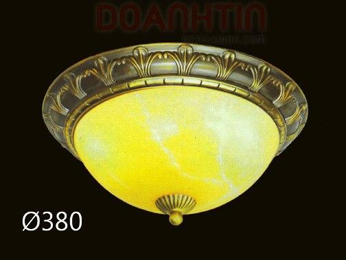 Đèn Áp Trần Cổ Điển Phong Cách Hoàng Gia - Densaigon.com