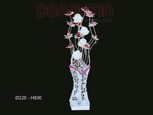 Đèn Bàn LED Duyên Dáng - Densaigon.com