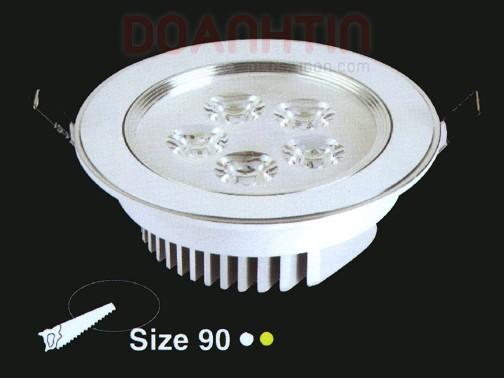 Mắt Ếch LED COB 5W Thiết Kế Hiện Đại - Densaigon.com