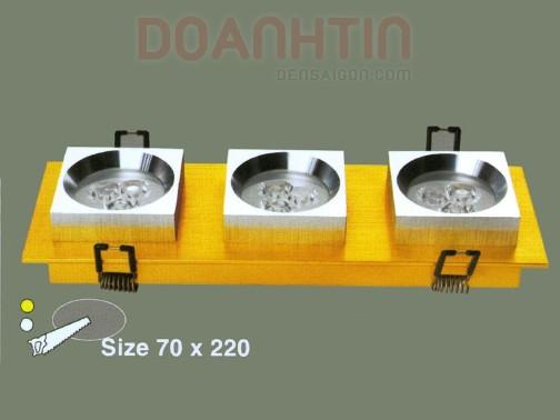 Đèn Mắt Ếch Trang Trí Nội Thất - Densaigon.com