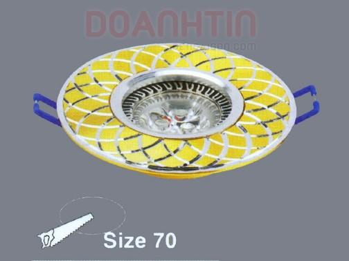 Đèn Mắt Ếch Thiết Kế Nhỏ Gọn - Densaigon.com