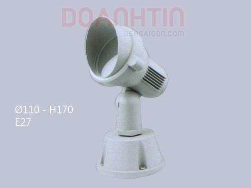 Đèn Cắm Cỏ Kiểu Dáng Độc Đáo - Densaigon.com