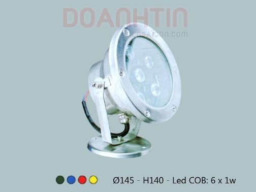 Đèn Cắm Cỏ Thiết Kế Sang Trọng - Densaigon.com
