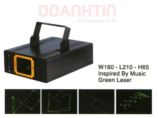 Đèn Vũ Trường Laser Trang Trí Quán Bar - Densaigon.com