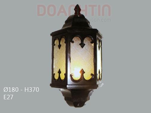 Đèn Gắn Cổng Thiết Kế Tinh Xảo - Densaigon.com