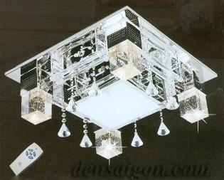 Đèn Chùm LED Trang Trí Trần Phòng Khách Đẹp Giá Rẻ - Densaigon.com