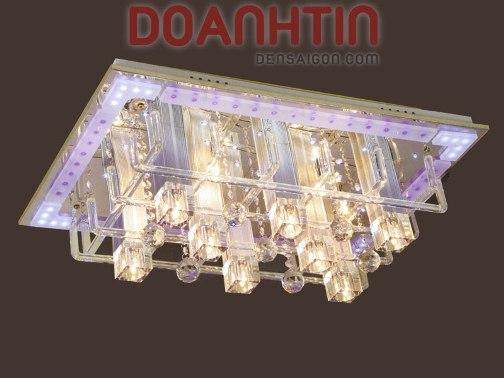Đèn Chùm LED Đẹp Giá Rẻ Trang Trí Nội Thất - Densaigon.com