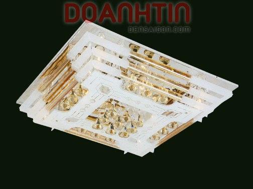Đèn Chùm LED Chữ Nhật Phong Cách Hiện Đại - Densaigon.com