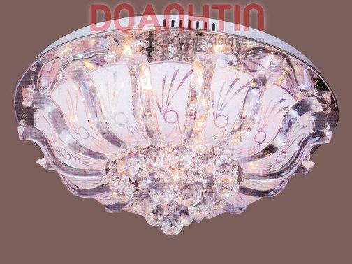 Đèn Chùm LED Tròn Trang Trí Khách Sạn Giá Rẻ - Densaigon.com