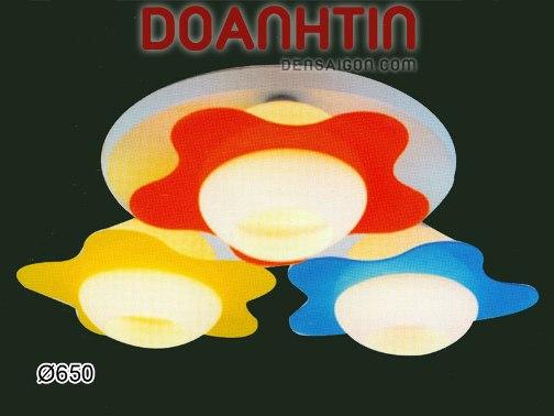 Đèn Chùm Kiểu Ý Đẹp Màu Sắc Phong Phú - Densaigon.com
