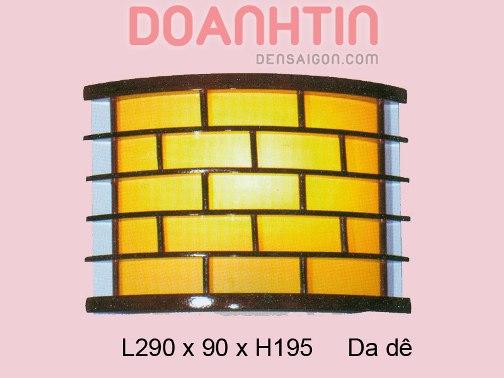 Đèn Tường Da Dê Thiết Kế Cổ Điển - Densaigon.com