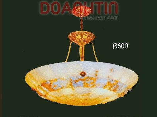 Đèn Chảo Đá Trang Trí Phòng Khách - Densaigon.com