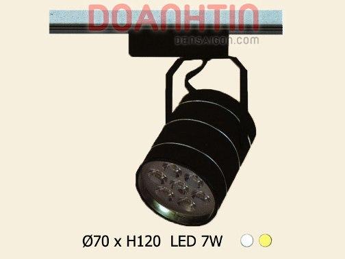 Đèn Thanh Ray LED Phong Cách Ấn Tượng - Densaigon.com