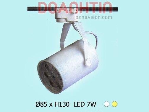 Đèn Thanh Ray LED Phong Cách Đơn Giản - Densaigon.com