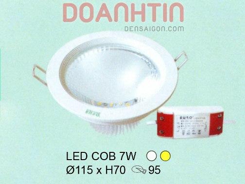 Đèn Ếch Dowlight Thiết Kế Đơn Giản - Densaigon.com
