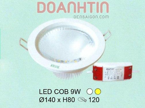 Đèn Ếch Dowlight Màu Trắng - Densaigon.com