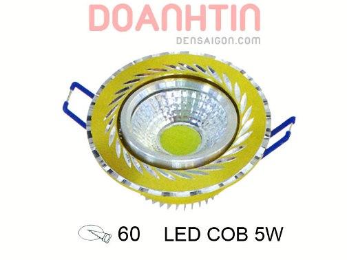 Đèn Mắt Ếch LED COB Thiết Kế Sang Trọng - Densaigon.com