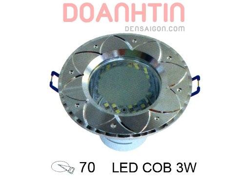 Đèn Mắt Ếch LED COB Thiết Kế Độc Đáo - Densaigon.com