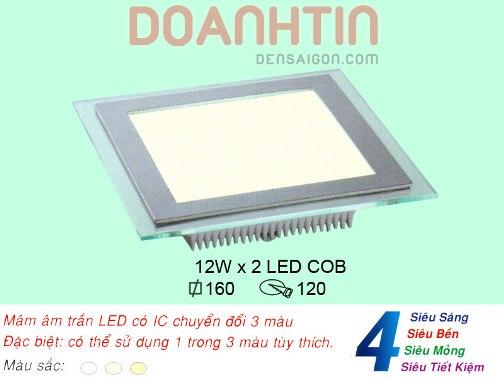 Đèn Mâm Âm Trần Đẹp Bền Rẻ - Densaigon.com