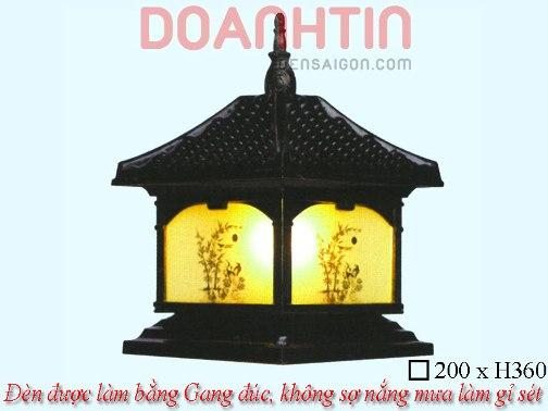 Đèn Cổng Cao Cấp Trang Trí Khách Sạn - Densaigon.com