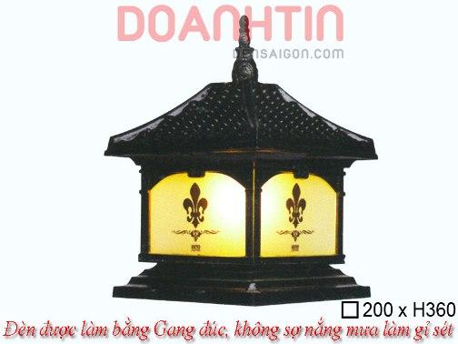Đèn Ngoài Trời Phong Cách Hoàng Gia - Densaigon.com